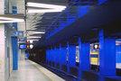 Ingo Maurer GmbH-Münchner Freiheit subway station -2
