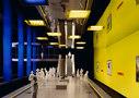 Ingo Maurer GmbH-Münchner Freiheit subway station -3