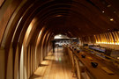 Koichi Takada Architects-Cave Restaurant (Sushi Train) -4