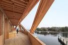 HOLLWICH KUSHNER LLC (HWKN)-Fire Island Pines Pavilion -3