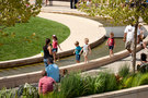 Hoerr Schaudt Landscape Architects-The Circle, Uptown Normal -5