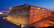 Linea Light Group reference projects-Victoria Grande Fortress -1