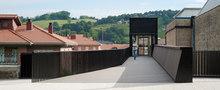 VAUMM Arquitectura Y Urbanismo-Urban elevator and pedestrian bridge -5