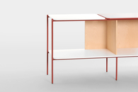 SYLVAIN WILLENZ DESIGN OFFICE-CANDY | Shelves & Tables -2