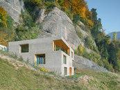 alp Architektur Lischer Partner-Huse holiday house, Vitznau -1
