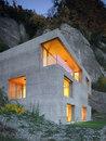 alp Architektur Lischer Partner-Huse holiday house, Vitznau -4