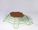 Cory Grosser Design + Strategy-Turtle Turtle for World Wildlife Fund (Short Run) -2