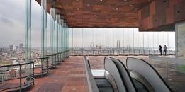 Neutelings Riedijk Architecten-Museum aan de Stroom -4