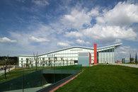 Ricardo Bofill Taller de Arquitectura-Miguel Delibes Cultural Center -4