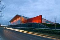 Ricardo Bofill Taller de Arquitectura-Miguel Delibes Cultural Center -1