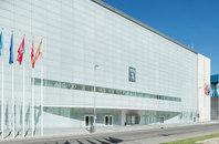 Ricardo Bofill Taller de Arquitectura-Madrid Congress Center -1