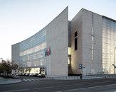Ricardo Bofill Taller de Arquitectura-Madrid Congress Center -4