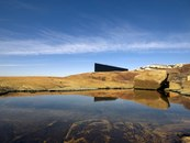 Saunders Architecture-Fogo Island Artists Studios (The Long Studio) -5
