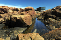 Saunders Architecture-Fogo Island Artists Studios (The Long Studio) -4