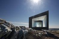 Saunders Architecture-Fogo Island Artists Studios (The Long Studio) -2