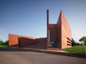 Archea Associati-Curno Public Library and Auditorium -1