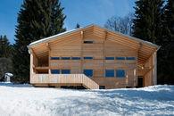 Charles Pictet Architecte-Chalet de vacances -1