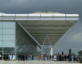Foster + Partners-Stansted Airport -4