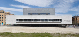 RAFAEL DE LA-HOZ Arquitectos-Espacio Miguel Delibes -1