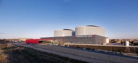 RAFAEL DE LA-HOZ Arquitectos-Rey Juan Carlos, the new hospital of Móstoles -4