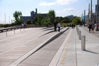 West 8 urban design & landscape architecture b.v.-Spadina Wavedeck -2