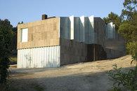 Arquitectos Anonimos / Atelier AA-cork house -1