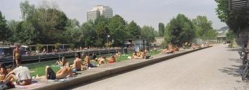 Rotzler Krebs Partner-Promenade und Flussbad Lettenareal -4