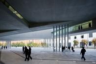 Zaha Hadid Architects-Contemporary Arts Centre 'MAXXI' Rome -2