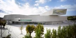 Zaha Hadid Architects-Contemporary Arts Centre 'MAXXI' Rome -4