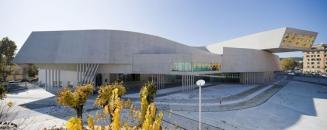 Zaha Hadid Architects-Contemporary Arts Centre 'MAXXI' Rome -5