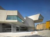 Zaha Hadid Architects-Contemporary Arts Centre 'MAXXI' Rome -1