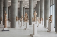 Bernard Tschumi Architects-New Acropolis Museum -3