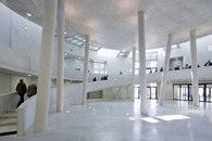 Bernard Tschumi Architects-MuséoParc Alésia | Interpretive Center -5