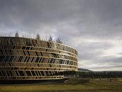 Bernard Tschumi Architects-MuséoParc Alésia | Interpretive Center -1