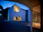 naf architect & design-A House made of Two -4