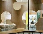 TORAFU ARCHITECTS-BOOLEAN (Tokyo University Tetsumon Cafe) -5