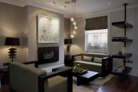 Staffan Tollgard Design Group-Belgravia Residence -1
