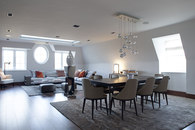 Staffan Tollgard Design Group-Kensington Penthouse -1