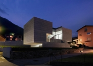 Davide Macullo Architetto-House in Lumino -4
