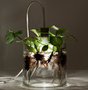 dua-Vase & Leuchte -1