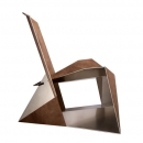 dua-Folded Lounge Chair, Making-of -1