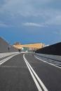 maison d'art'chitecture-Passerelle Pietonne sur la route H10 -5