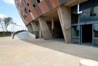 Boogertman + Partners Architects-Soccer City Stadium - 'THE MELTING POT' -5
