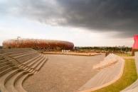 Boogertman + Partners Architects-Soccer City Stadium - 'THE MELTING POT' -4