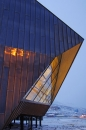 Jarmund / Vigsnæs AS Architects MNAL-SVALBARD SCIENCE CENTRE 78°north -1