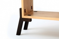 Reinhard Dienes-Tonic // Sideboard-Bookcase // Oak Wood -2