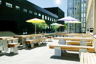 Studio Marcus Abrahamsson-Konstfack Outdoor Café -1