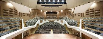 Van Eijk & Van der Lubbe-Frits Philips Concert Hall in Eindhoven -1