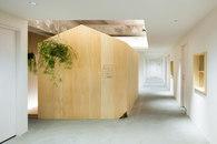 Tsubasa Iwahashi Architects-A hut on the corridor -1