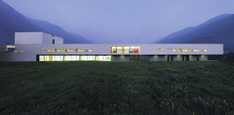 LFL architetti-New Professional Training School in the Sondrio Campus -1